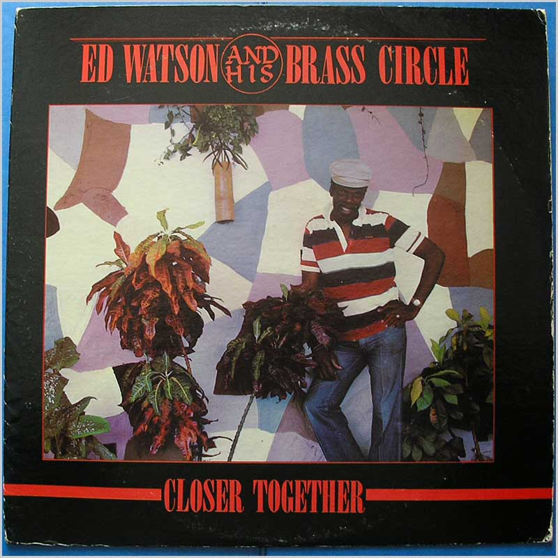 Ed Watson And His Brass Circle - Closer Together (CRL-1022)