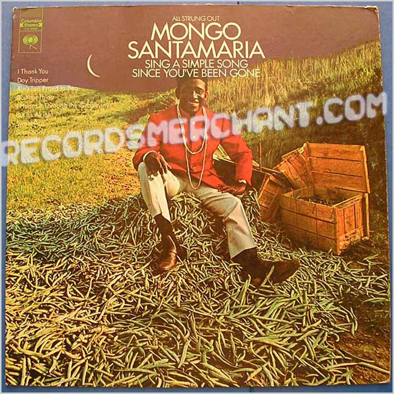 Mongo Santamaria - All Strung Out (CS 9988)