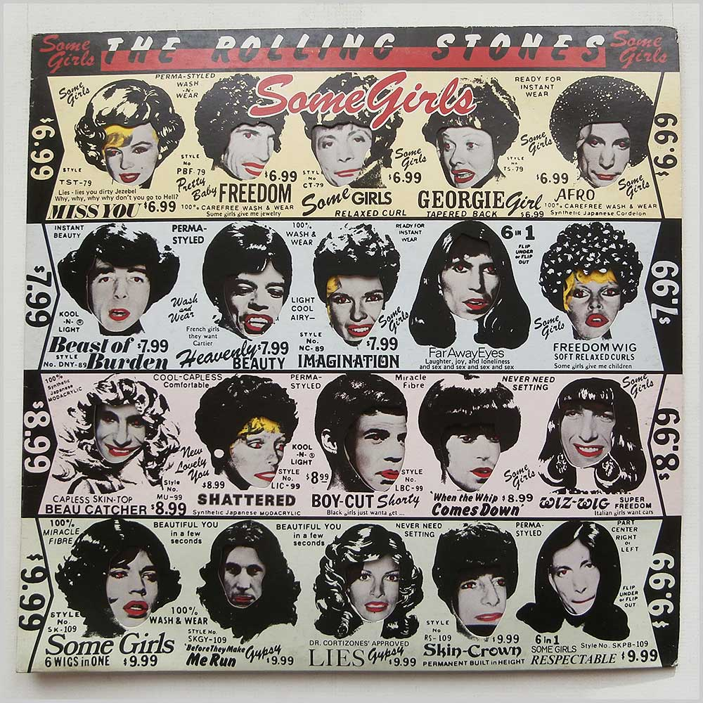 The Rolling Stones - Some Girls (CUN 39108)