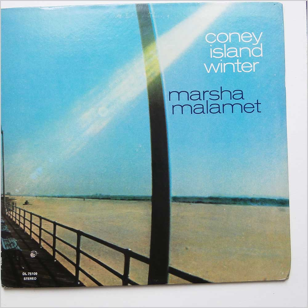 Marsha Malamet - Coney Island Winter (DL 75109)