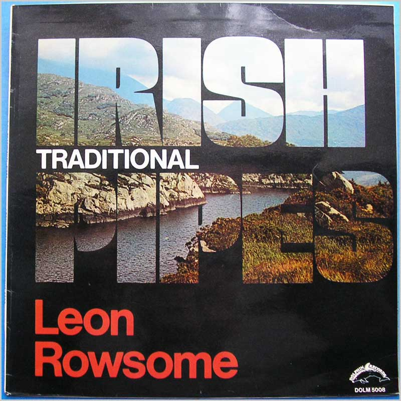 Leon Rowsome - Irish Traditional Music (DOLM 5008)