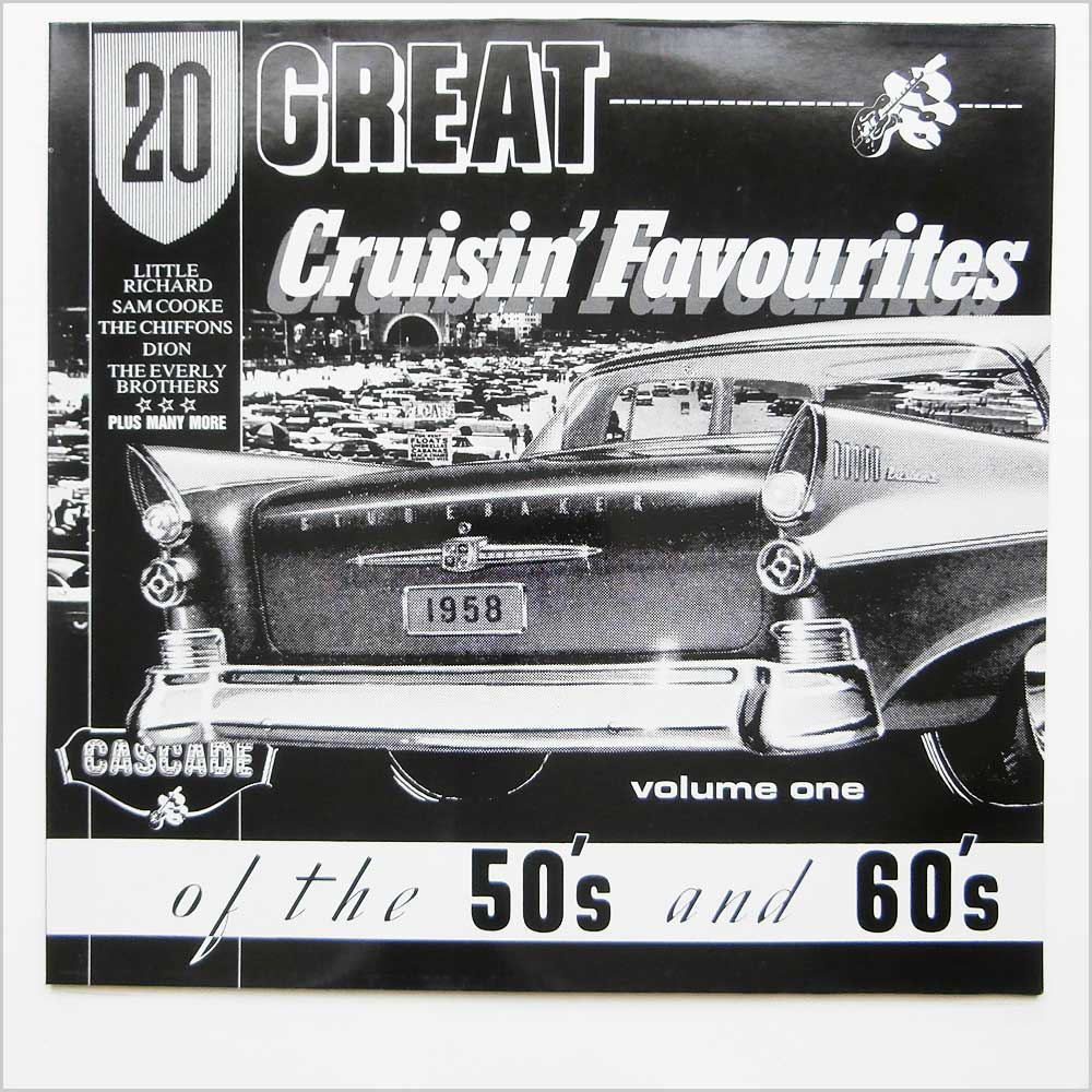 Various - 20 Great Cruisin' Favourites Of The 50's And 60's Volume 1 (DROP 1014)
