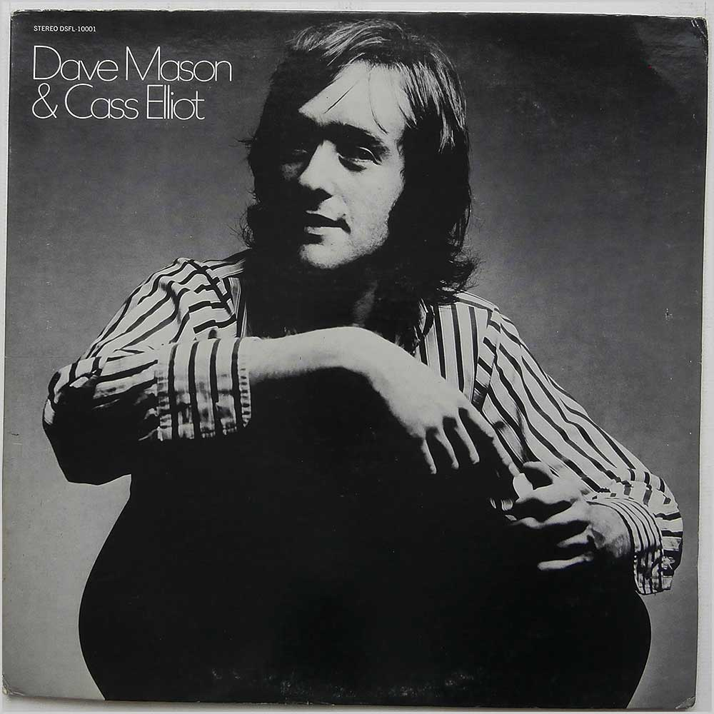 Dave Mason And Cass Elliot - Dave Mason And Cass Elliot (DSFL-10001)