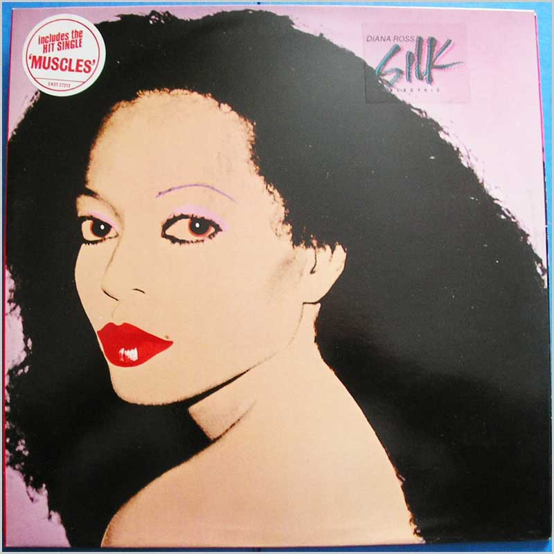 Diana Ross - Silk Electric (EAST 27313)