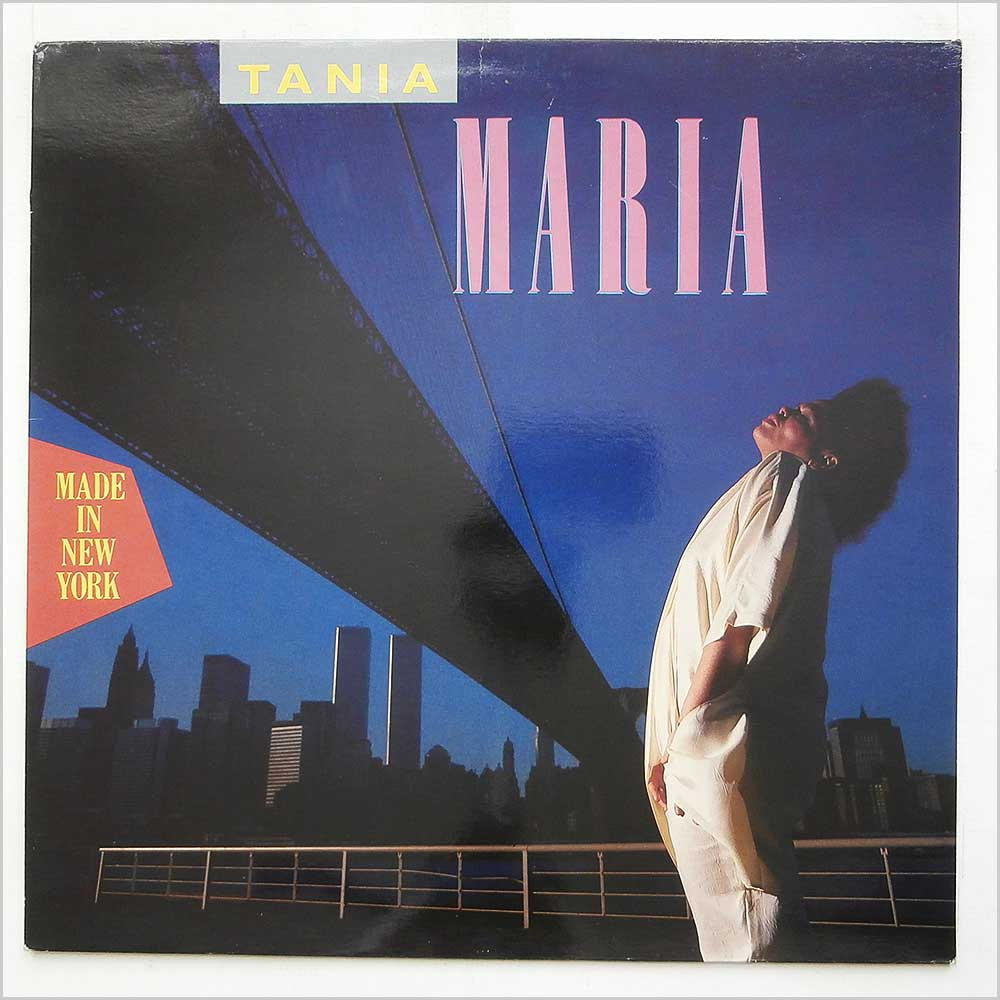 Tania Maria - Made In New York (EJ 24 0321 1)