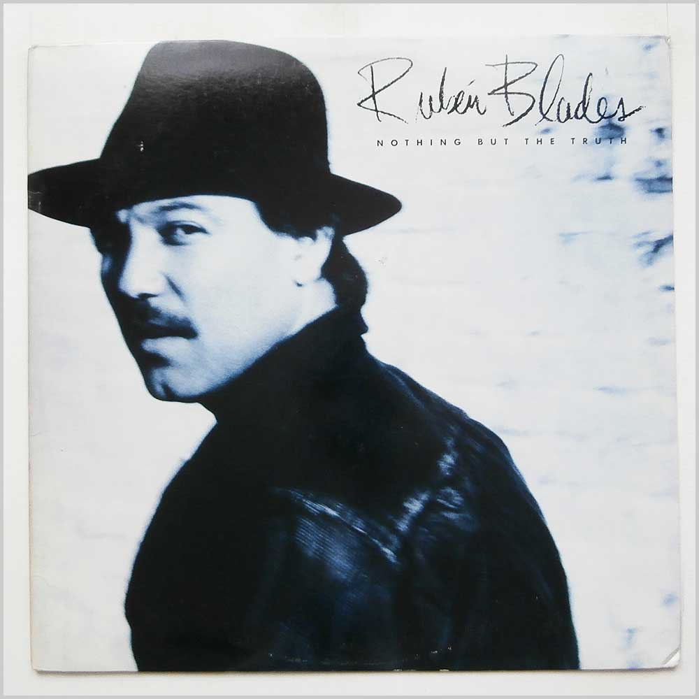 Ruben Blades - Nothing But The Truth (ELEKTRA 9 60754-1)