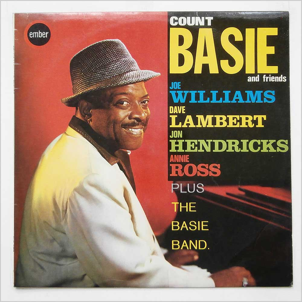 Count Basie - Count Basie And Friends (EMB 3372)