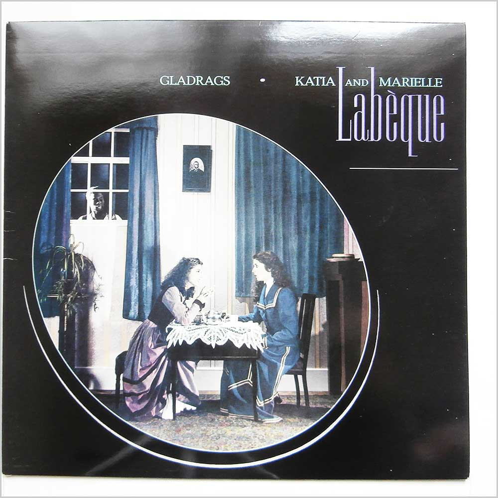 Katia And Marielle Labeque - Gladrags (EMD 5541)