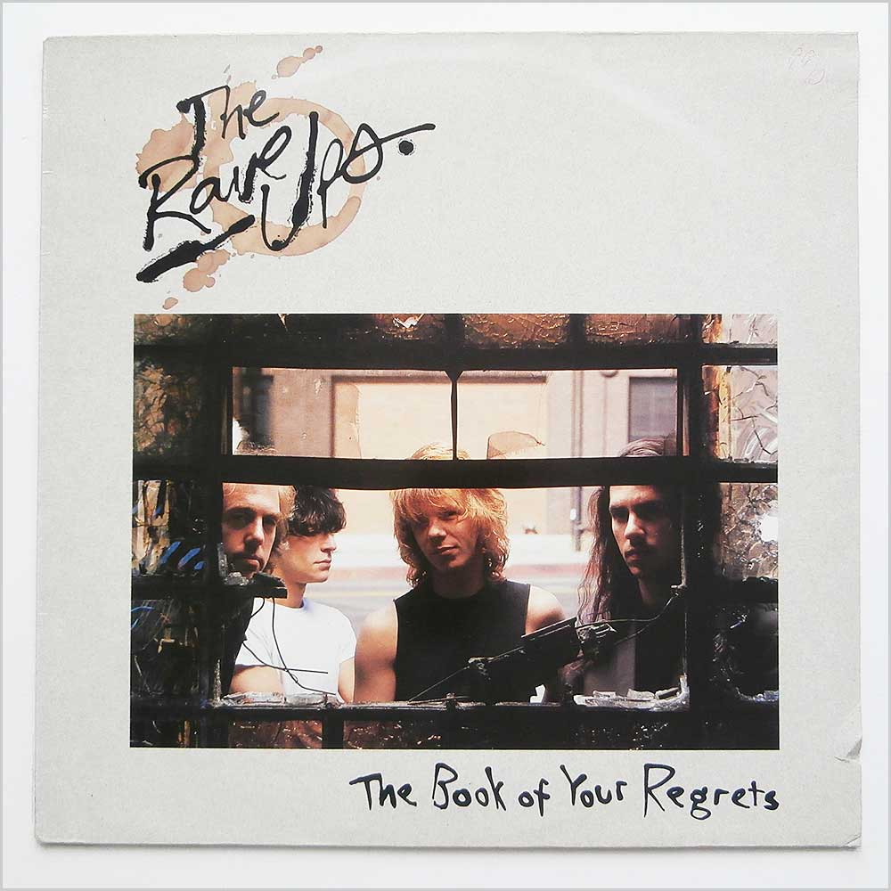 The Rave-Ups - The Book Of Your Regrets (EPC 460757 1)