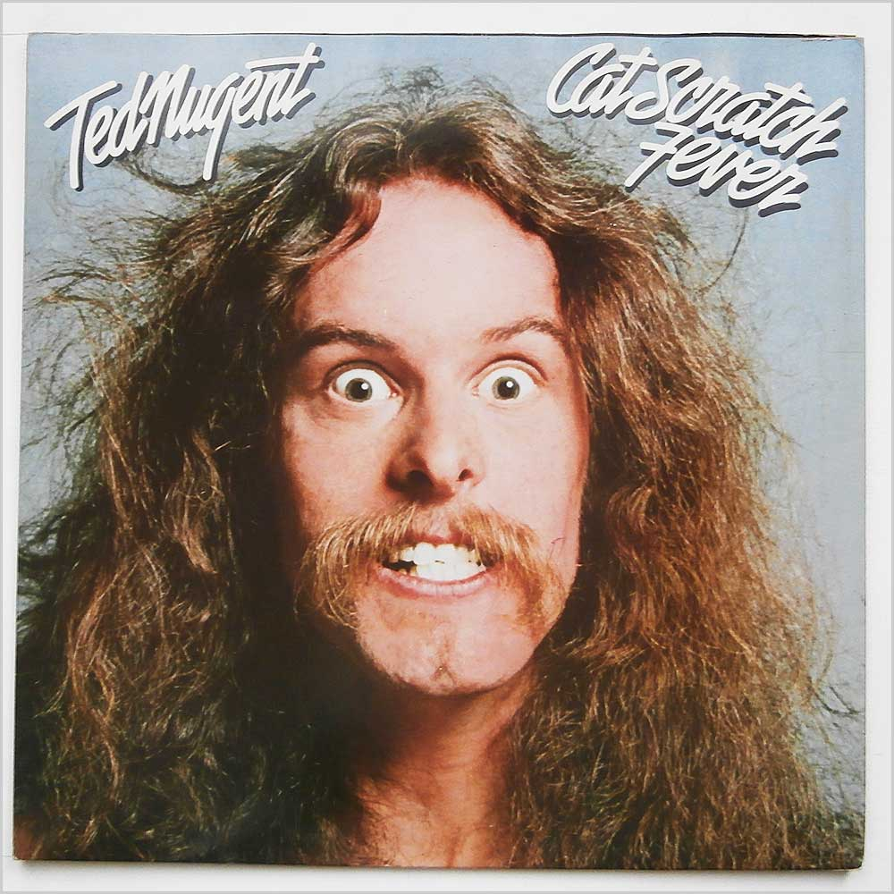 Ted Nugent - Cat Scratch Fever (EPC 82010)