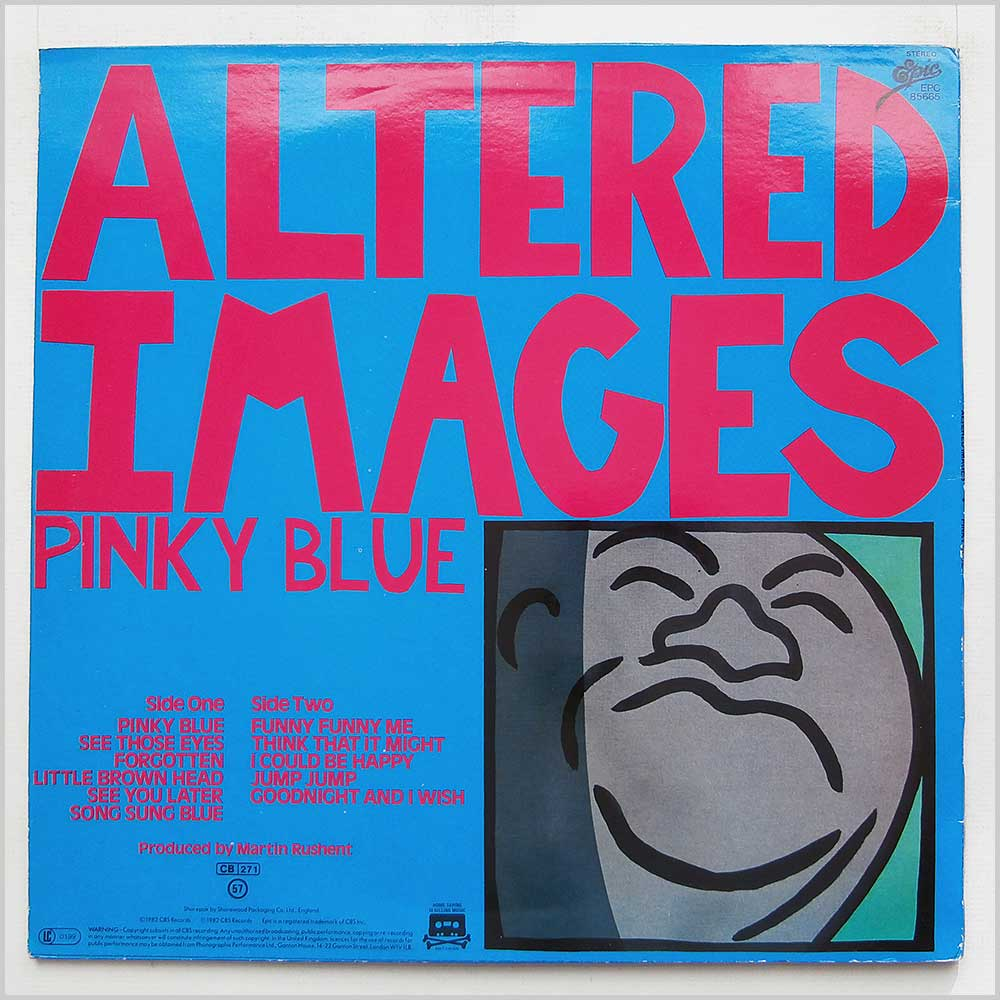 Altered Images - Pinky Blue (EPC 85665)