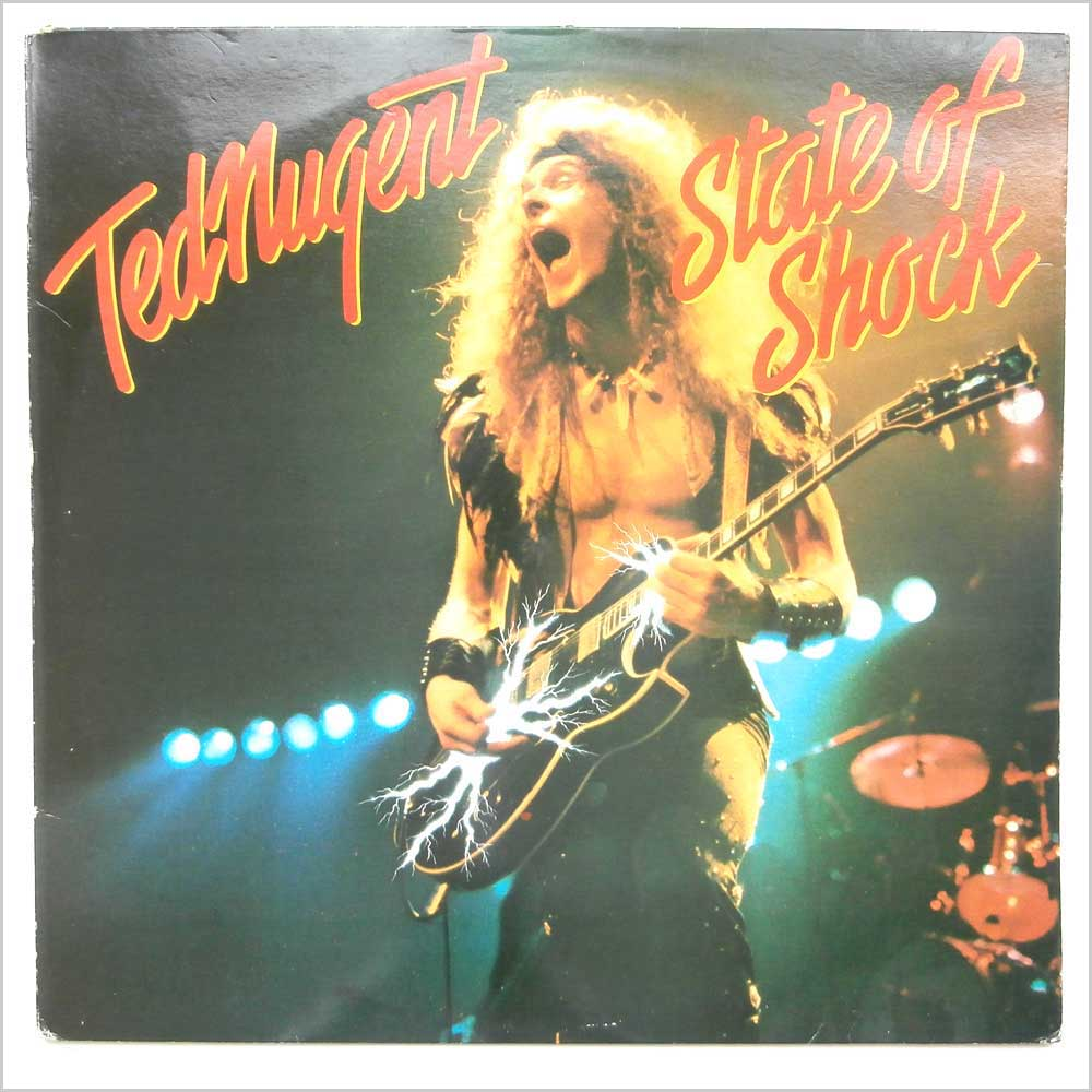 Ted Nugent - State Of Shock (EPC 86092)