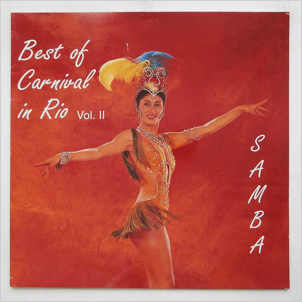 Various - Best Of Carnival In Rio Vol.II Samba (EULP 1136)
