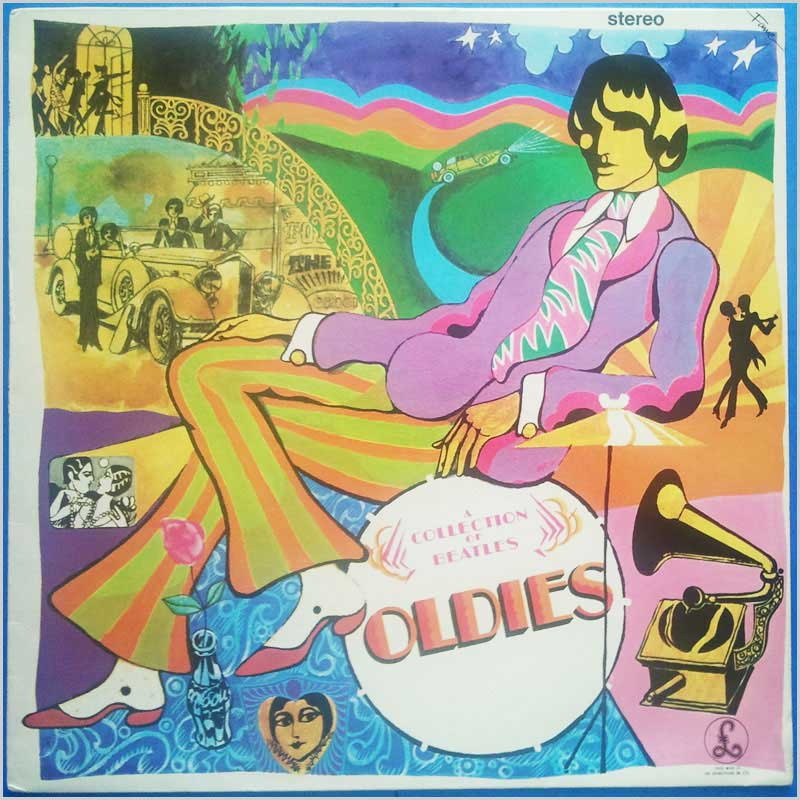 Beatles - A Collection Of Beatles Oldies (FA 4130811)