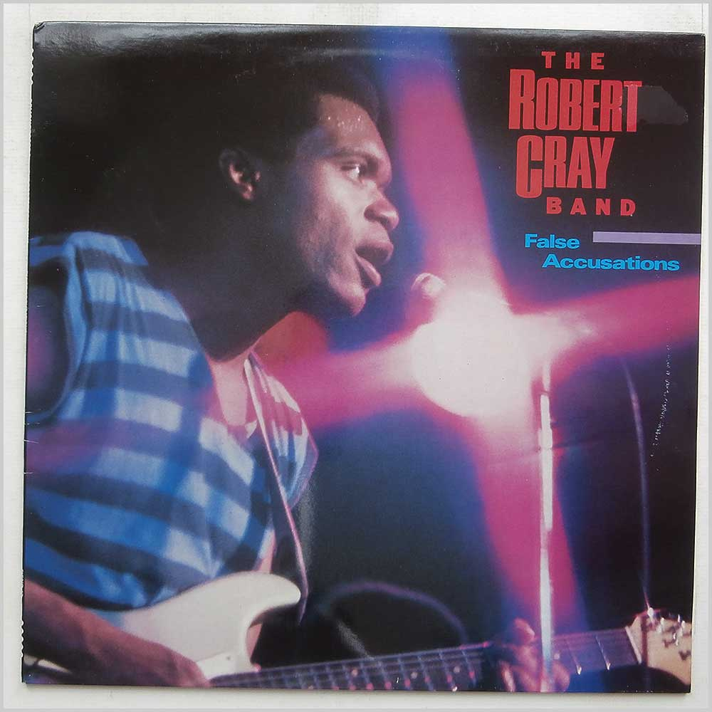 The Robert Cray Band - False Accusations (FIEND 43)