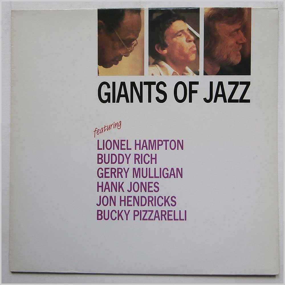 Various - Giants Of Jazz (GATE 7015)