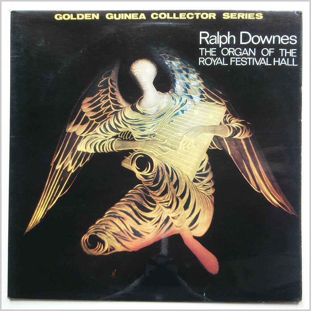 Ralph Downes - The Organ Of The Royal Festival Hall (GGC 4024)