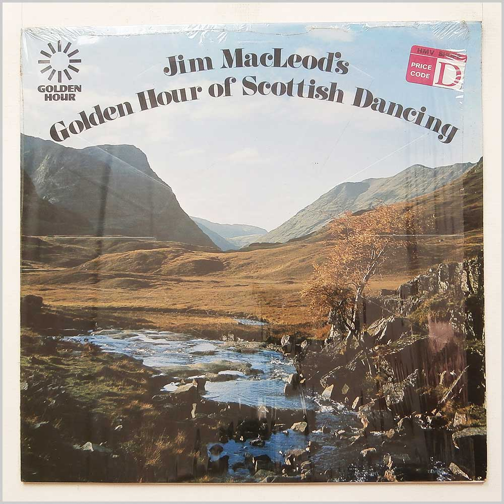Jim Macleod - Jim MacLeod's Golden Hour Of Scottish Dancing (GH 536)