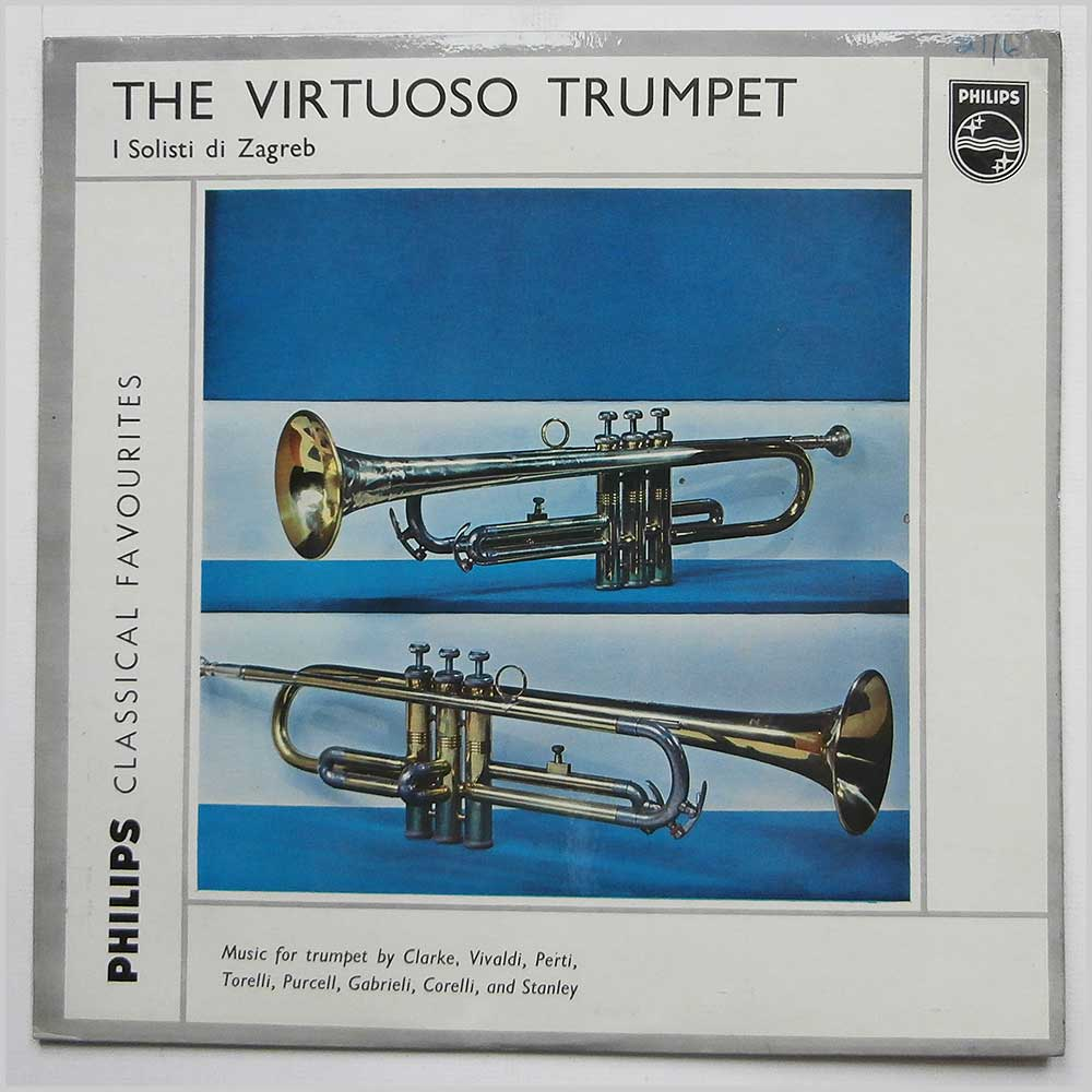 Antonio Janigro and Helmut Wobisch - The Virtuoso Trumpet (GL 5739)