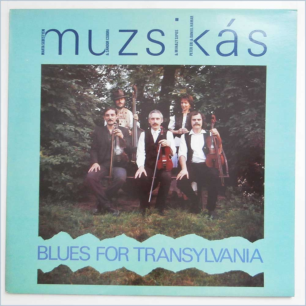 Muzsikas - Blues From Translyvania (HNBL 1350)