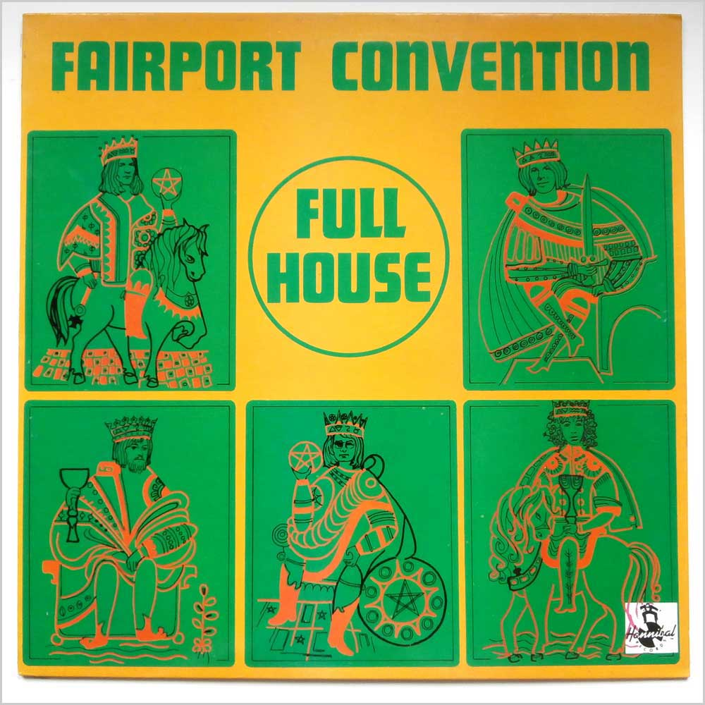 Fairport Convention - Full House (HNBL 4417)
