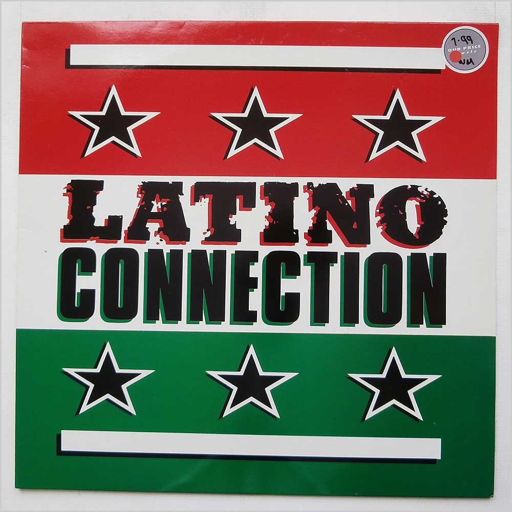 Various - Latino Connection (HOT 114)
