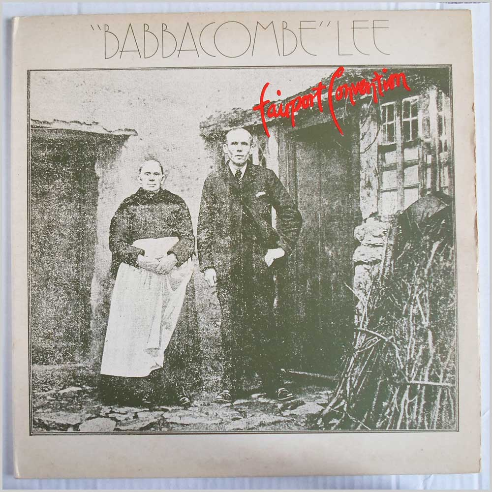 Fairport Convention - Babbacombe Lee (ILPS 9176)