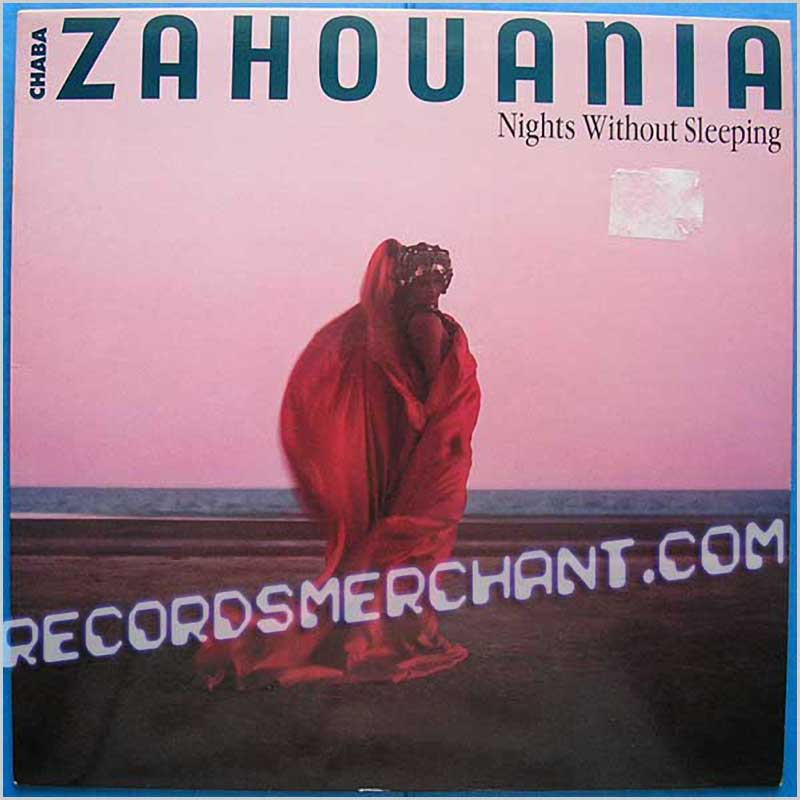Chaba Zahouania - Nights Without Sleep (ILPS 9914)