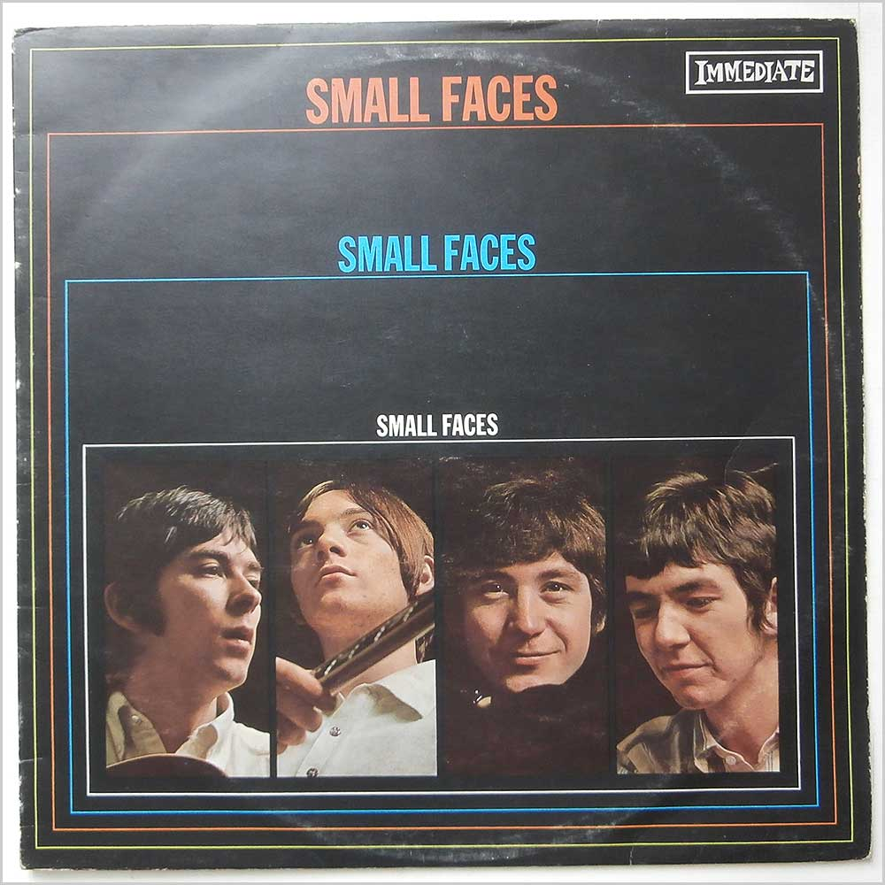 Small Faces - Small Faces (IMLP008)