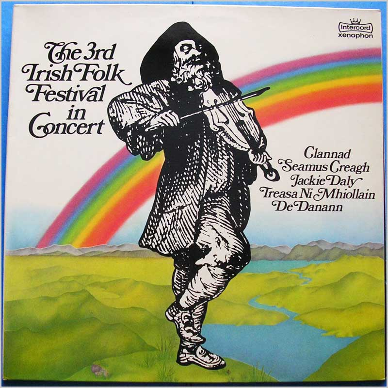 Various - The 3rd Irish Folk Festival In Concert (INT 181.008)