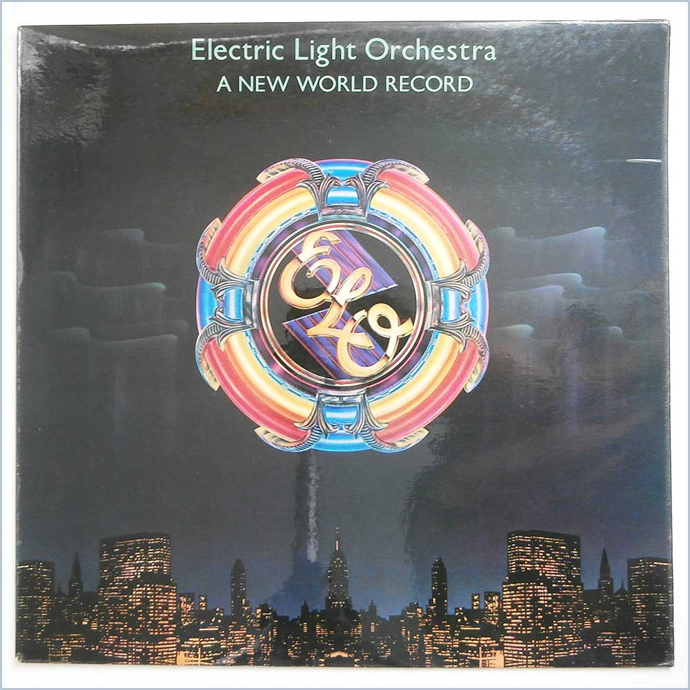 Electric Light Orchestra - A New World Record (JETLP 200)