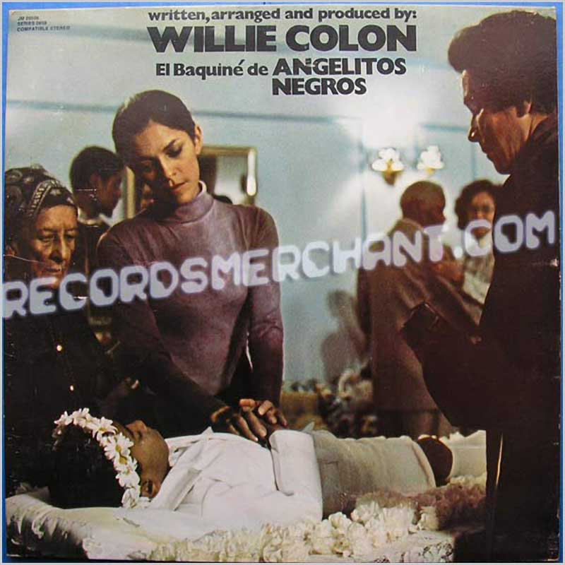 Willie Colon - El Baquine De Angelitos Negros (JM 00506)