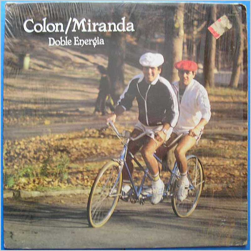 Willie Colon - Doble Energia (JM 559)