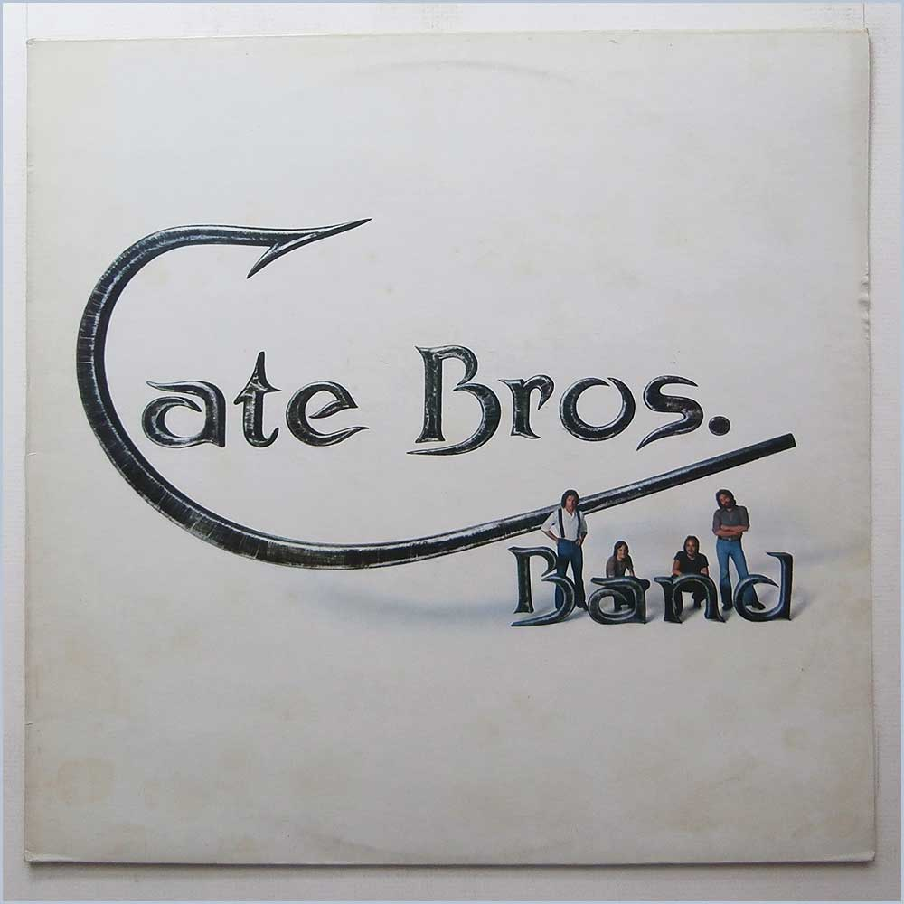 The Cate Bros Band - Gate Bros Band (K 53064)