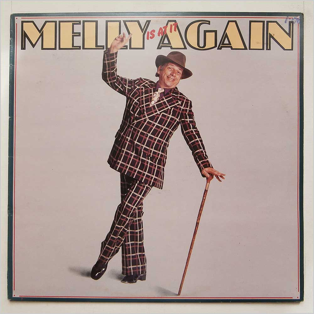 George Melly with John Chilton's Feetwarmers - Melly's At It Again (K 54084)
