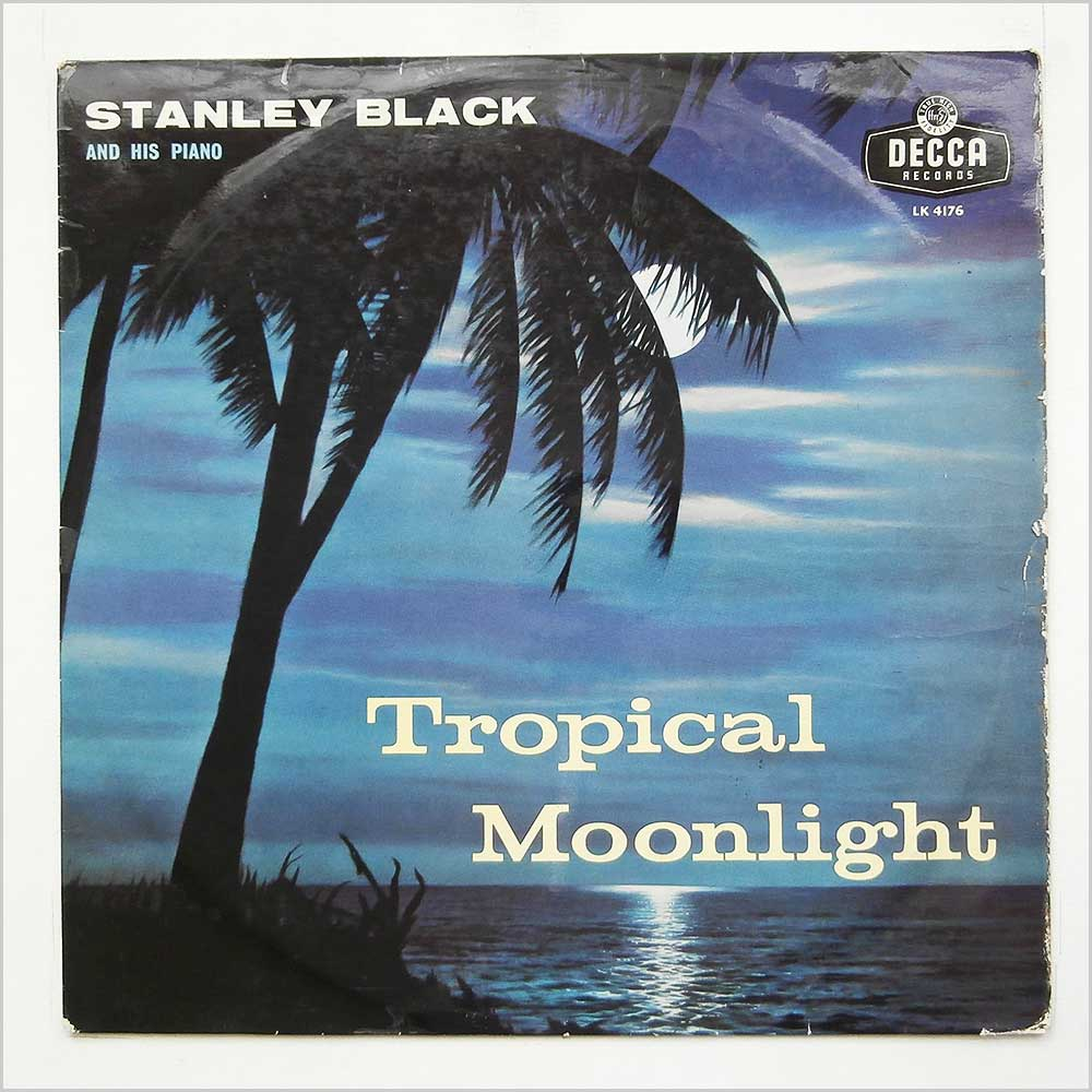 Stanley Black - Tropical Moonlight (LK 4176)