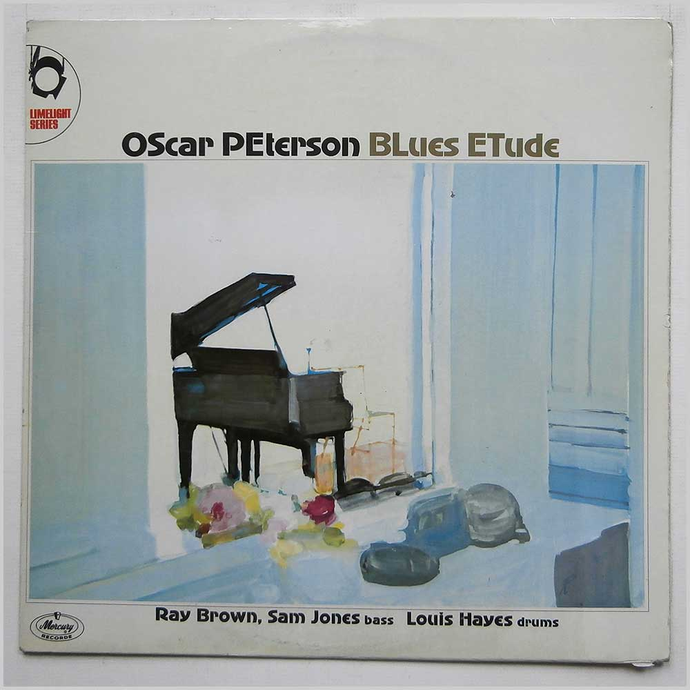 Oscar Peterson - Blues Etude (LML 4024)