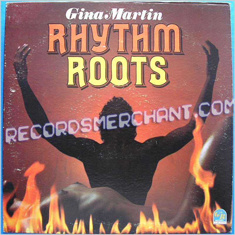 Gina Martin - Rhythm Roots (LP-007)