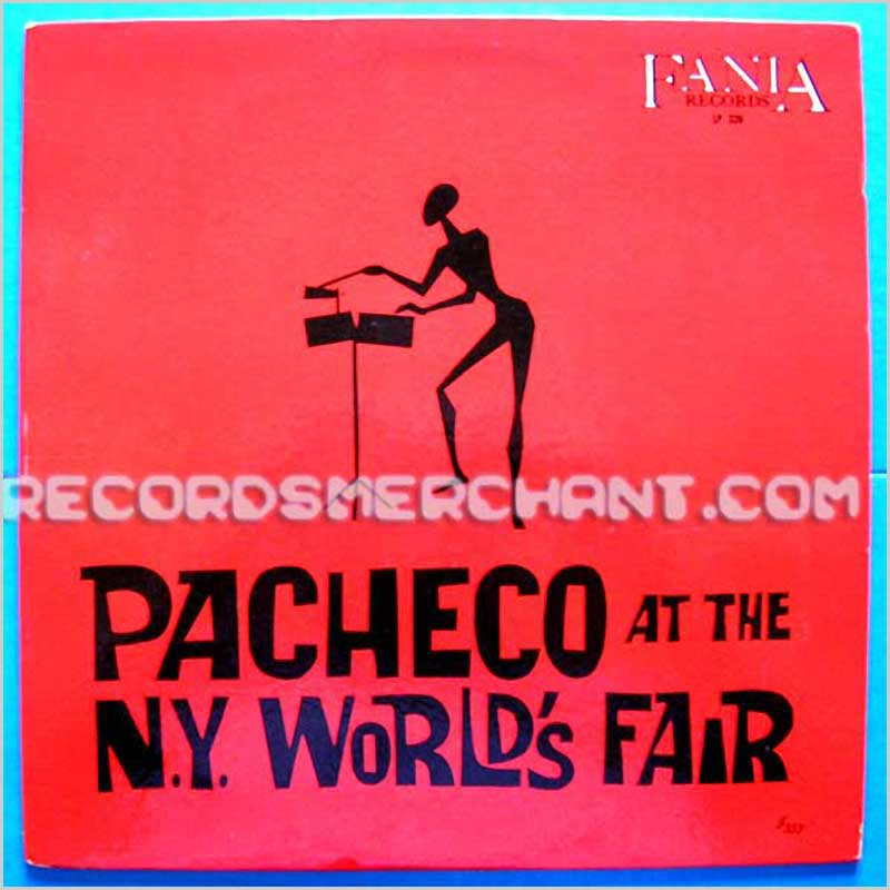 Johnny Pacheco - Pacheco At The NY World's Fair (LP326)