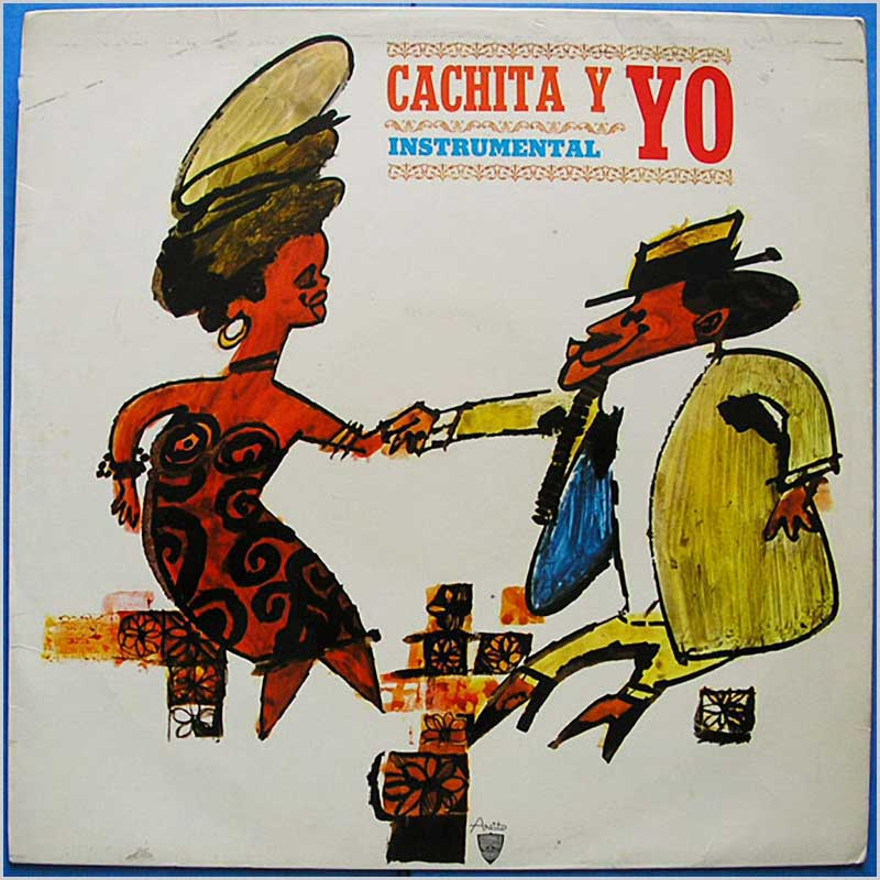Various - Cachita Y Yo (LPA 1024)