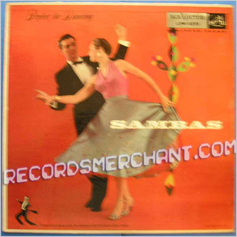 Various - Perfect For Dancing Sambas (LPM 1073)