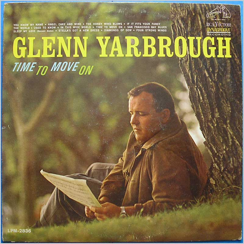 Glenn Yarbrough - Time To Move On (LPM-2836)