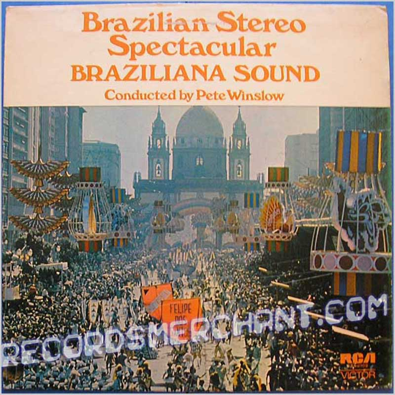 The Braziliana Sound - Brazilian Stereo Sound (LSA 3109)
