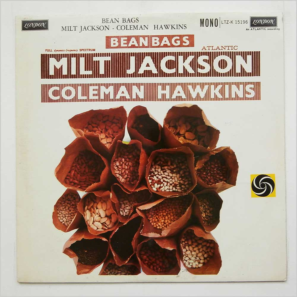 Milt Jackson And Coleman Hopkins - Bean Bags (LTZ-K 15196)