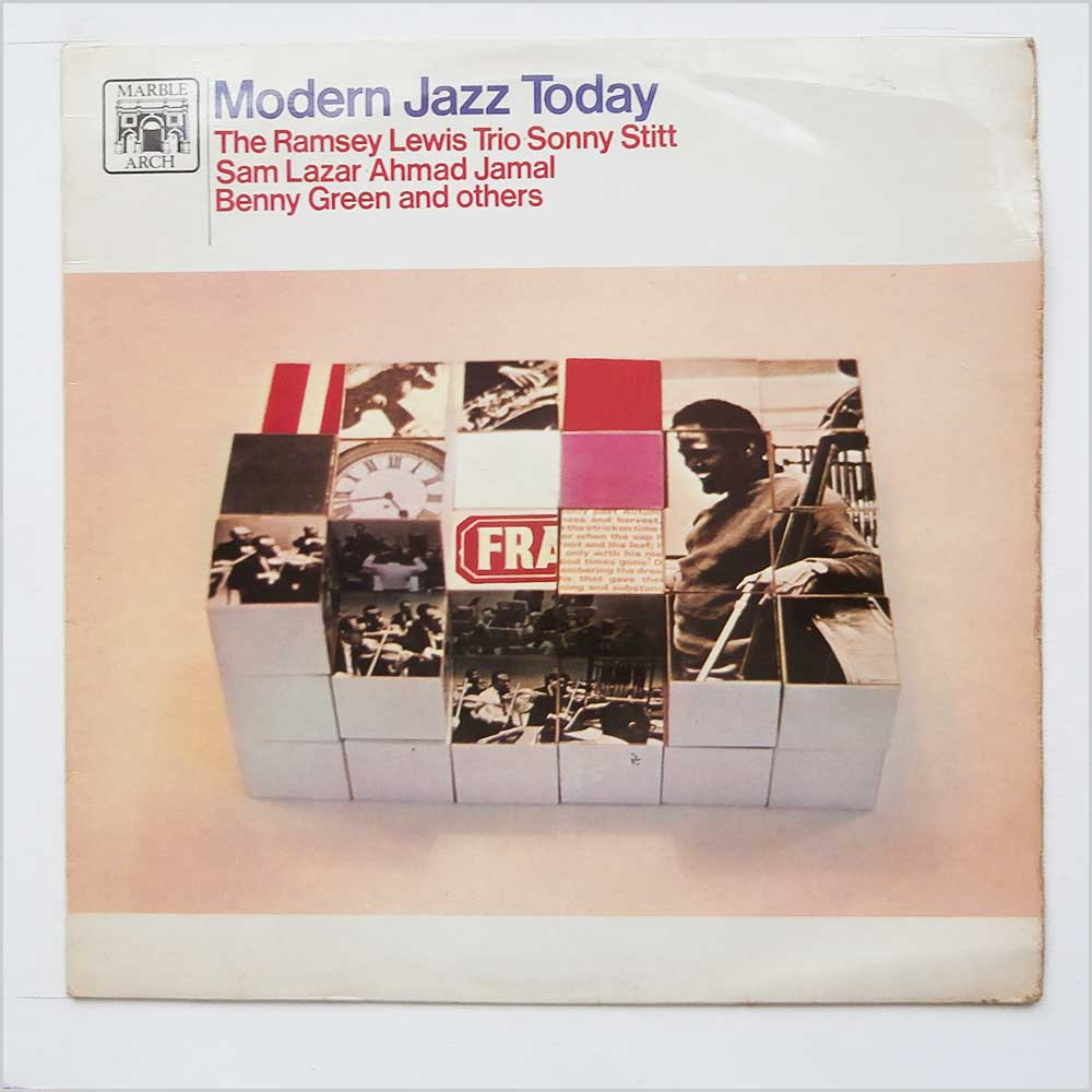 Various - Modern Jazz Today (MAL 725)