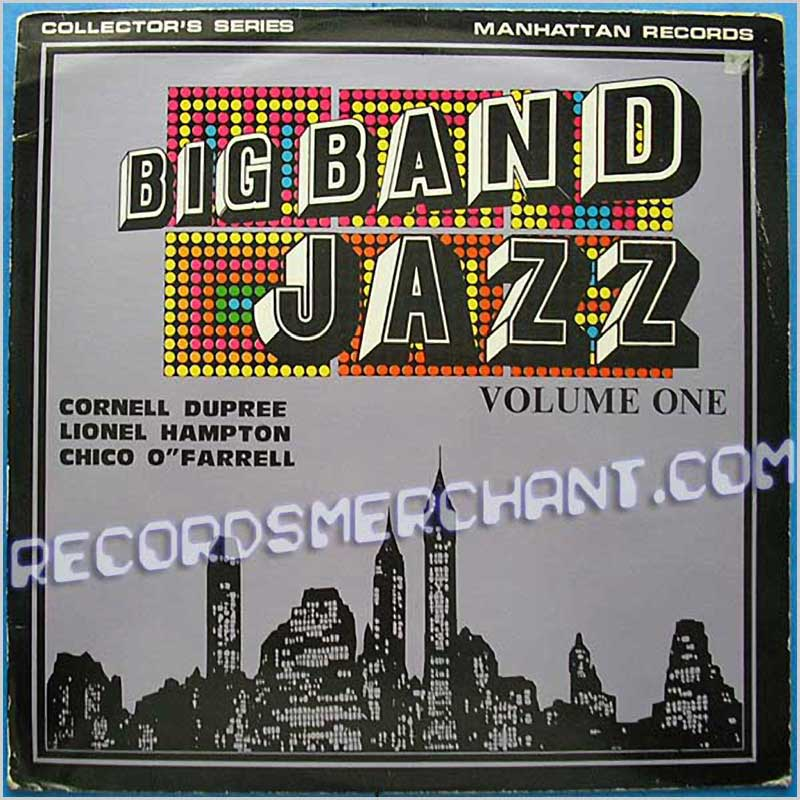 Chico O'Farrill and others - Big Band Jazz (MAN 5011)