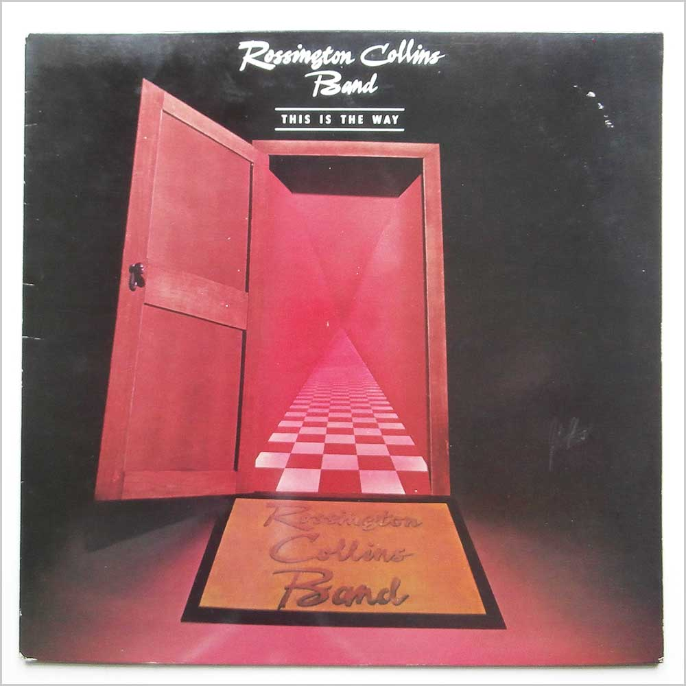 Rossington Collins Band - This Is The Way (MCG 4018)