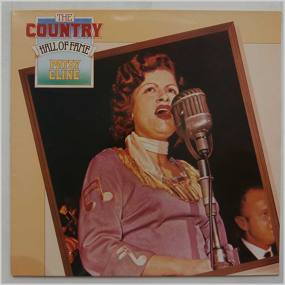 Patsy Cline - The Country Hall Of Fame (MCL 1739)