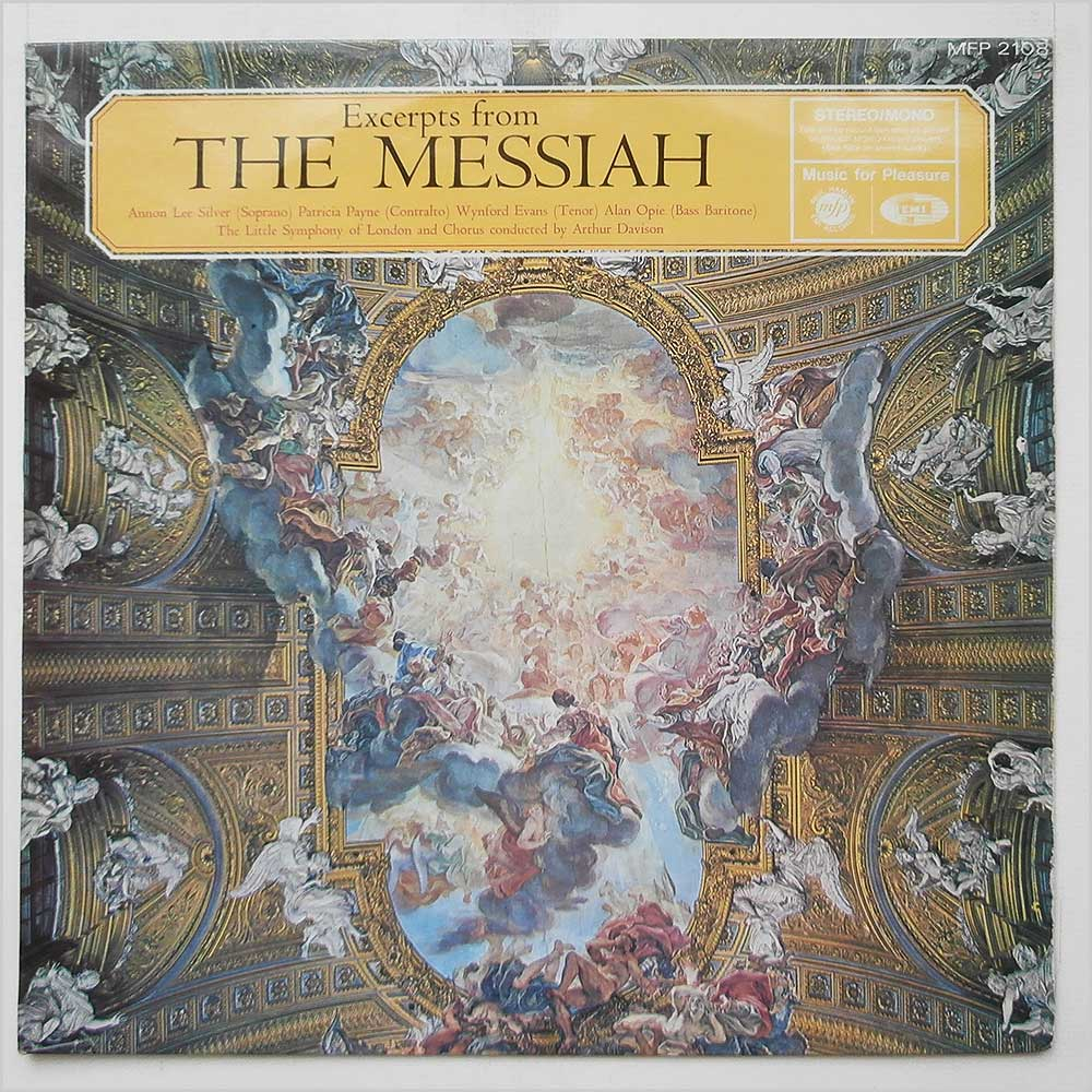 The Little Symphony Of London And Chorus - Excerpts From The Messiah (MFP 2108)