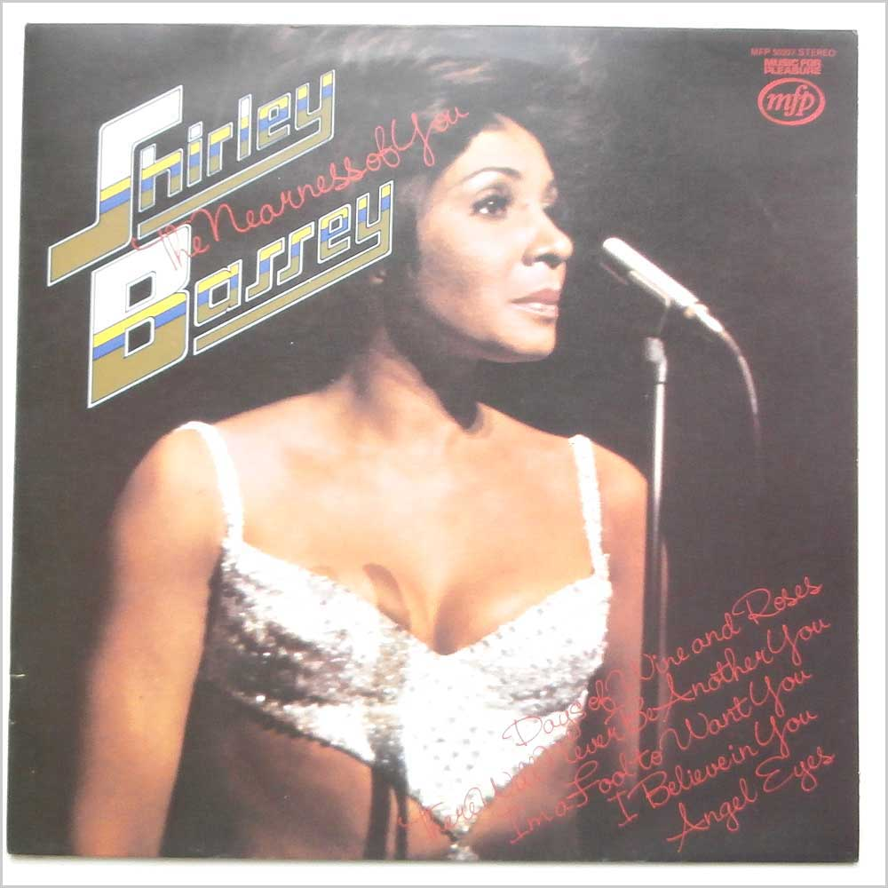 Shirley Bassey - The Nearness Of You (MFP 50207)